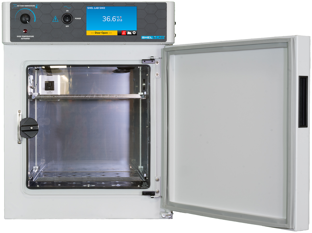 Microbiological Incubator, 2 Cu Ft